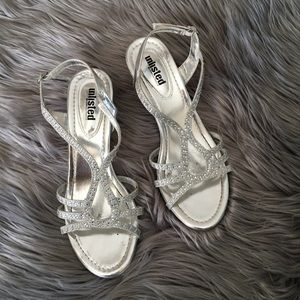 Small Sparkly Heels